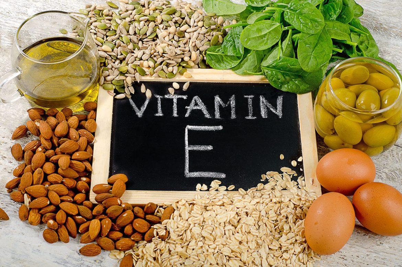 VITAMIN E: Tác dụng và 14 loại thực phẩm chứa nhiều Vitamin E